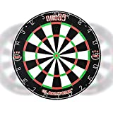ONE80 Gladiator 3 Plus Sisal Dartscheibe BDO Turnier Dartboard